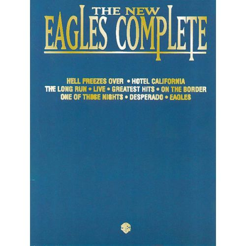 ALFRED PUBLISHING EAGLES THE - NEW COMPLETE - PVG