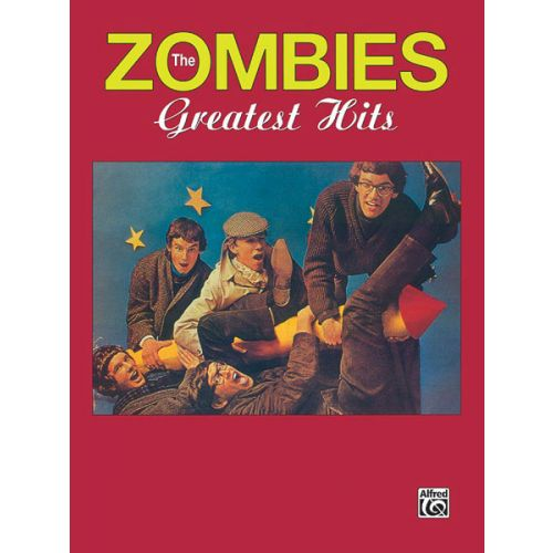 ALFRED PUBLISHING ZOMBIES THE - GREATEST HITS - PVG