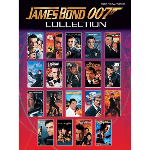 ALFRED PUBLISHING BARRY JOHN - JAMES BOND 007 COLLECTION - PIANO
