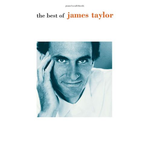 ALFRED PUBLISHING TAYLOR JAMES - BEST OF - PVG