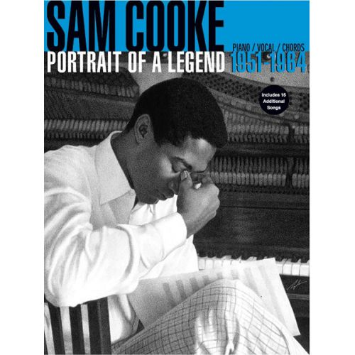 ALFRED PUBLISHING COOKE SAM - PORTRAIT OF A LEGEND 1951-1964 - PVG