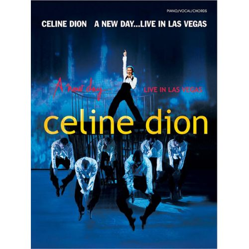 ALFRED PUBLISHING DION CELINE - NEW DAY LIVE IN LAS VEGAS - PVG