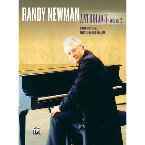ALFRED PUBLISHING NEWMAN RANDY - ANTHOLOGY VOL2 MOVIE - PVG