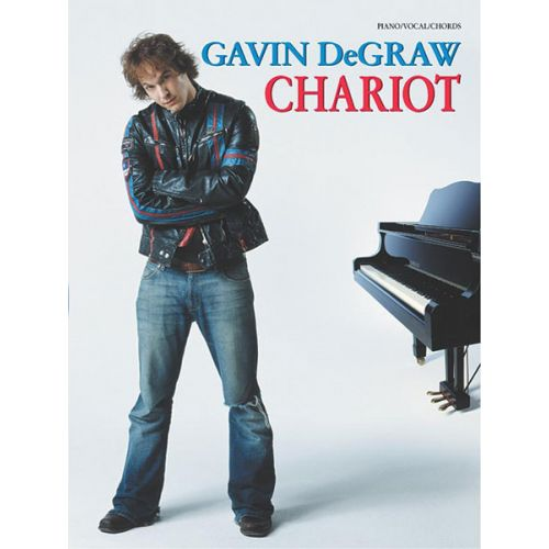 ALFRED PUBLISHING DEGRAW GAVIN - CHARIOT - PVG