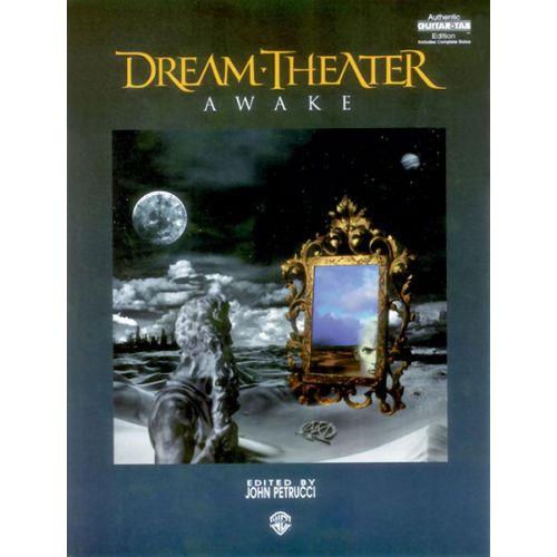 ALFRED PUBLISHING DREAM THEATER - AWAKE - GUITAR TAB