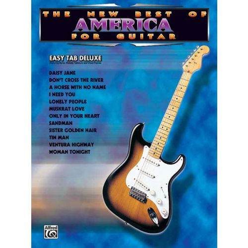 ALFRED PUBLISHING AMERICA, NEW BEST OF - GUITAR TAB
