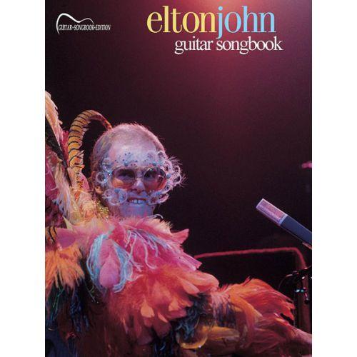 ALFRED PUBLISHING JOHN ELTON - GUITAR SONGBOOK - GUITAR TAB