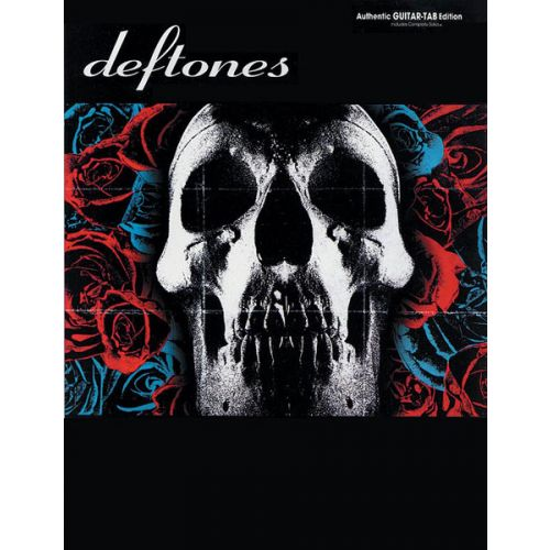 ALFRED PUBLISHING DEFTONES - DEFTONES - GUITAR TAB