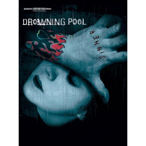 ALFRED PUBLISHING DROWNING POOL - SINNER - GUITAR TAB