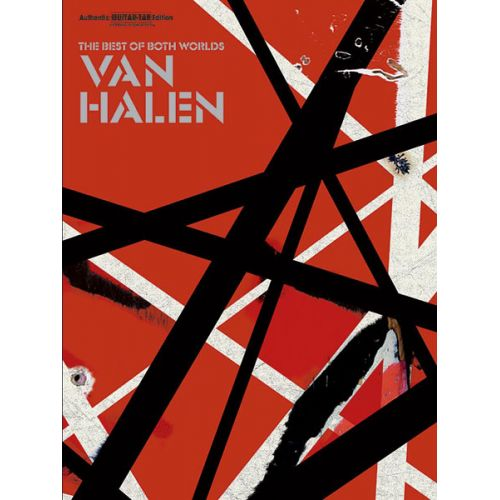 ALFRED PUBLISHING VAN HALEN - BEST OF BOTH WORLDS - GUITAR TAB