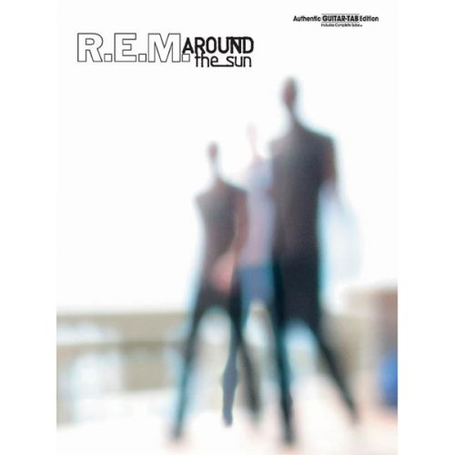 ALFRED PUBLISHING R.E.M. - AROUND THE SUN - GUITAR TAB