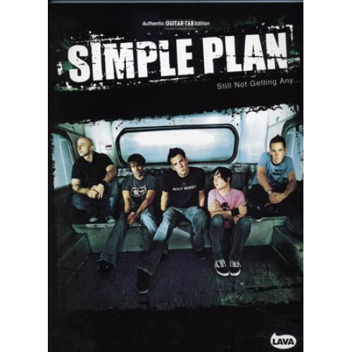 ALFRED PUBLISHING SIMPLE PLAN - STILL NOT GETTING ANY... - GUITARE TAB