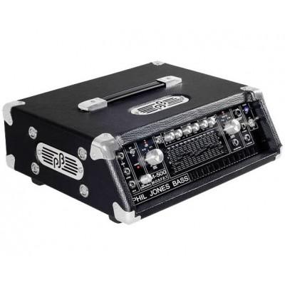 PHIL JONES M500 - 750W SOLID STATE BASS AMP CUSTOM
