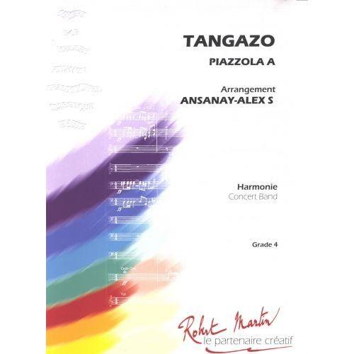 ROBERT MARTIN PIAZZOLA A. - ANSANAY A. - TANGAZO