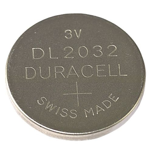 PROCELL BUTTON CELL 3V CR2032