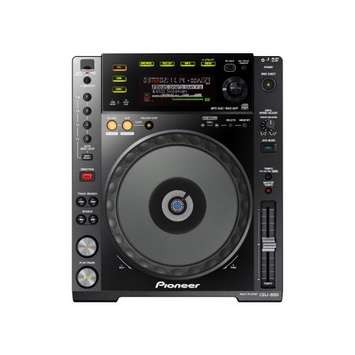 PIONEER DJ SCWARTZE CDJ850K