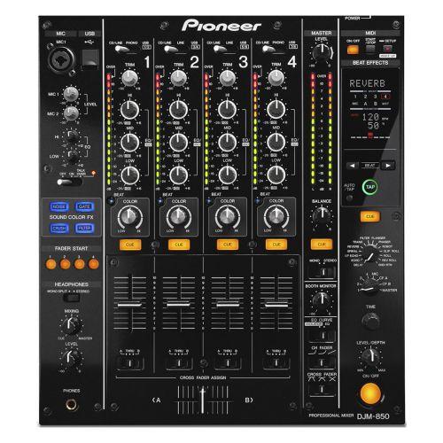 PIONEER DJ DJM850 BLACK