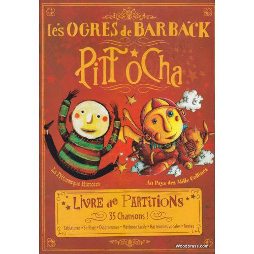 FORTIN LES OGRES DE BARBACK - PITT OCHA - PVG+TAB