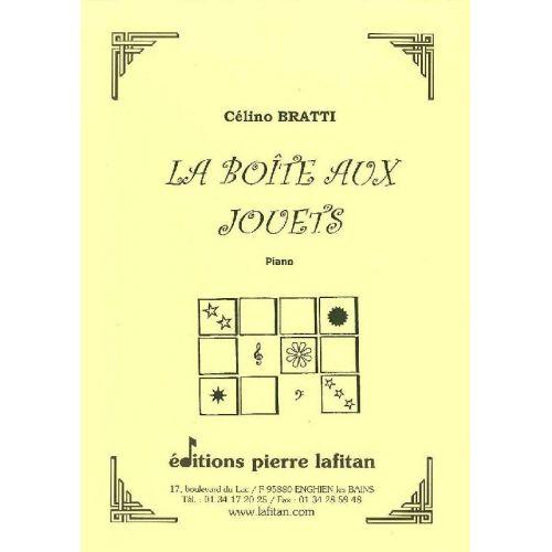 LAFITAN BRATTI CELINO - LA BOITE AUX JOUETS - PIANO