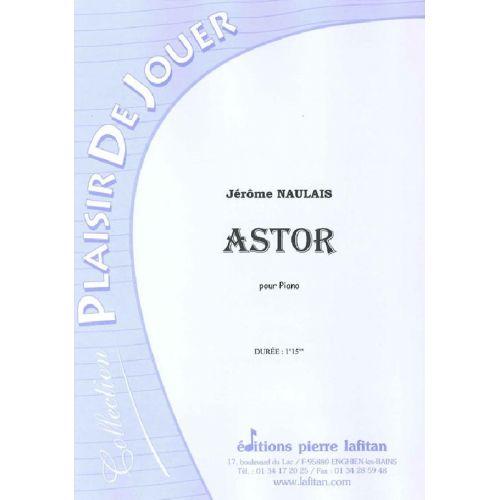 LAFITAN NAULAIS JEROME - ASTOR - PIANO