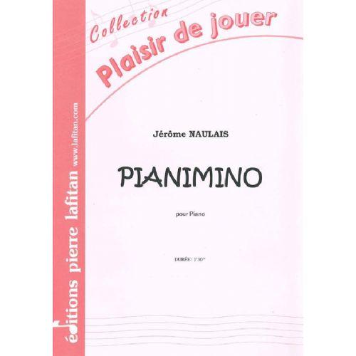 LAFITAN NAULAIS JEROME - PIANIMINO - PIANO