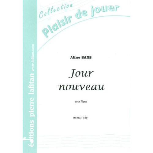 LAFITAN SANS ALINE - JOUR NOUVEAU - PIANO