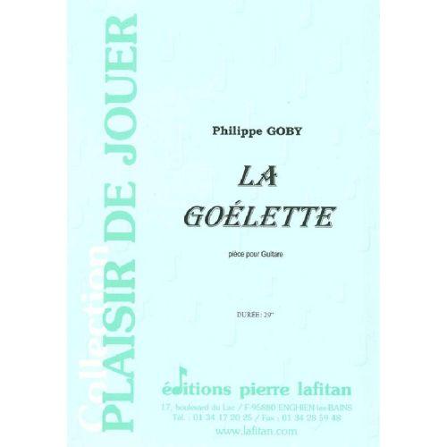 LAFITAN GOBY PHILIPPE - LA GOELETTE - GUITARE
