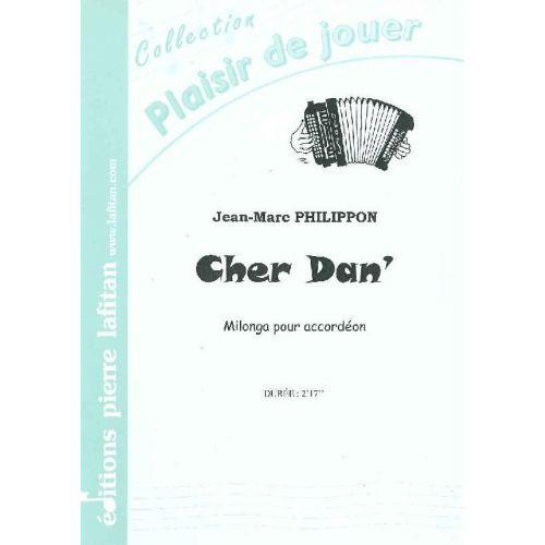 LAFITAN PHILIPPON JEAN-MARC - CHER DAN' - ACCORDEON