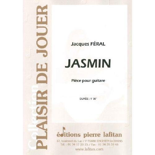 LAFITAN FERAL JACQUES - JASMIN - GUITARE