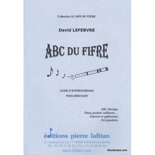 LAFITAN LEFEBVRE DAVID - ABC DU FIFRE