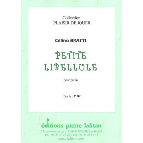 LAFITAN BRATTI CELINO - PETITE LIBELLULE - PIANO