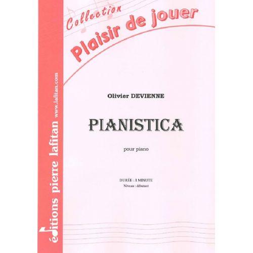 LAFITAN DEVIENNE OLIVIER - PIANISTICA - PIANO