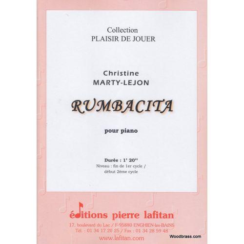LAFITAN MARTY-LEJON CH. - RUMBACITA - PIANO
