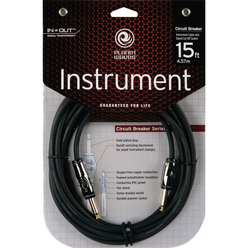 D'ADDARIO AND CO AG15 4,5 M CIRCUIT BRAKER