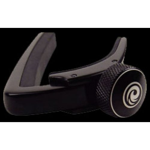 D'ADDARIO AND CO NS CAPO BLACK