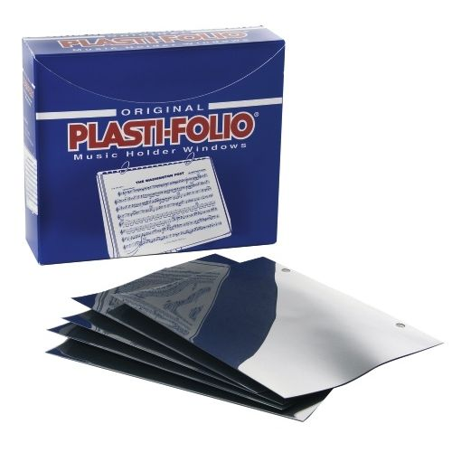 PLASTI-FOLIO SHEET 588W PLASTI-LYRES 5888
