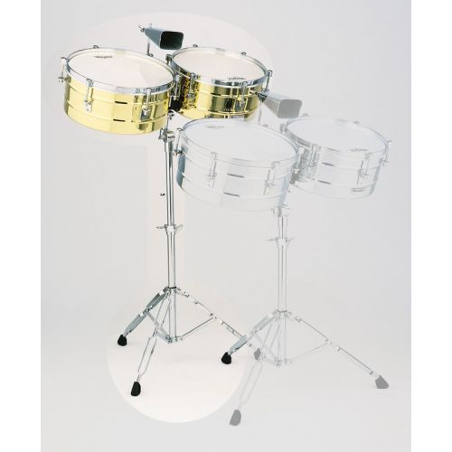 LP LATIN PERCUSSION LP257-B - TIMBALES TITO PUENTE SIGNATURE 14