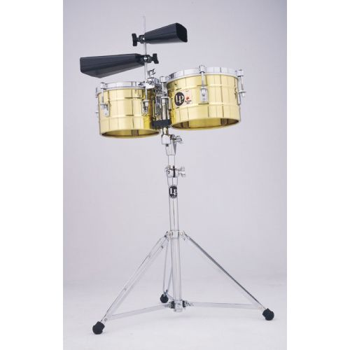 LP LATIN PERCUSSION LP255-S - TIMBALES TITO PUENTE SIGNATURE 12