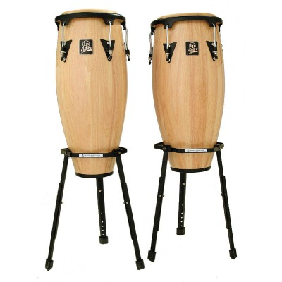 LP LATIN PERCUSSION LPA647-AW - CONGAS ASPIRE DUO QUINTO & CONGA - NATURAL