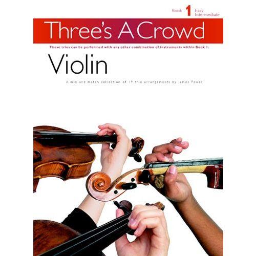 CHESTER MUSIC VIOLIN - BOOK 1 EASY INTERMEDIATE - VIOLIN