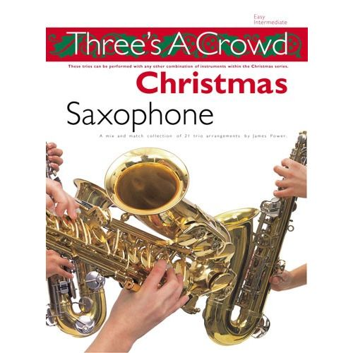 CHESTER MUSIC J POWER - SAXOPHONE - EASY INTERMEDIATE - ALTO SAXOPHONE