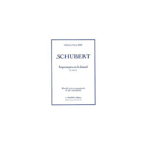 COMBRE SCHUBERT FRANZ - IMPROMPTU OP.142 N.2 LAB MAJ. - PIANO