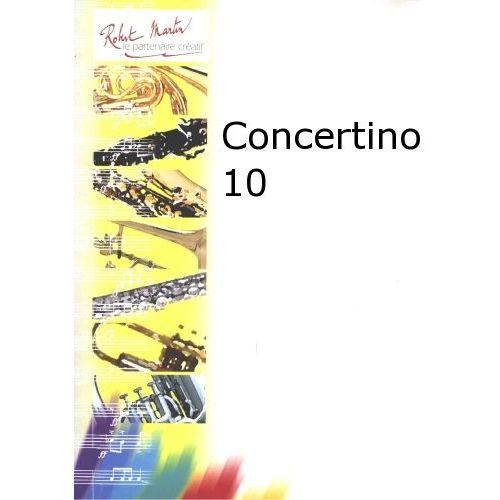 ROBERT MARTIN PORRET J. - CONCERTINO 10