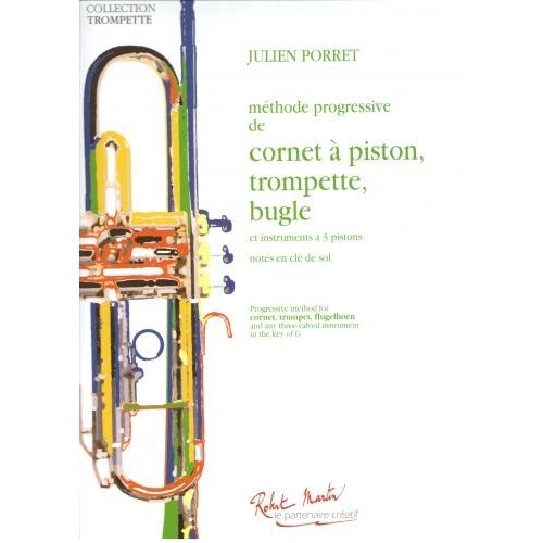 ROBERT MARTIN PORRET J. - METHODE PROGRESSIVE - TROMPETTE