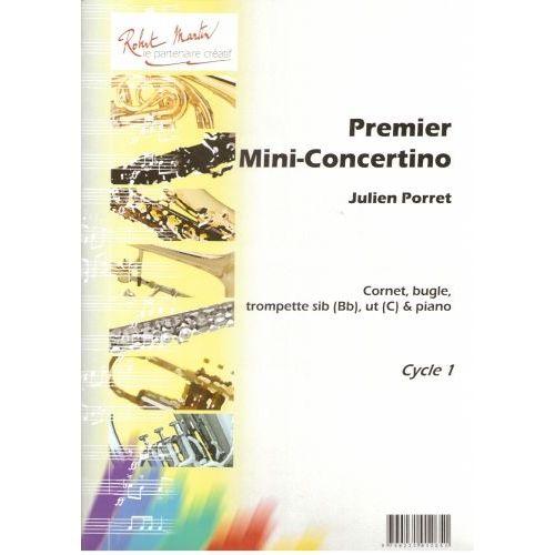 ROBERT MARTIN PORRET J. - PREMIER MINI-CONCERTINO, SIB OU UT