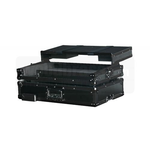 POWER ACOUSTICS BLACK TRANSPORT CASE FOR DDJ ERGO PIONEER BLACK FINISH