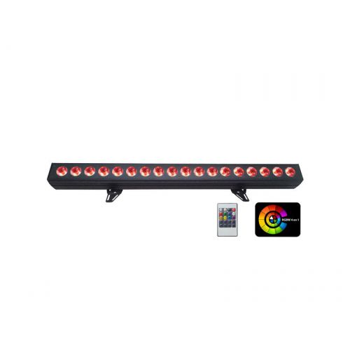 POWER LIGHTING BARRE LED 18x15W QUAD