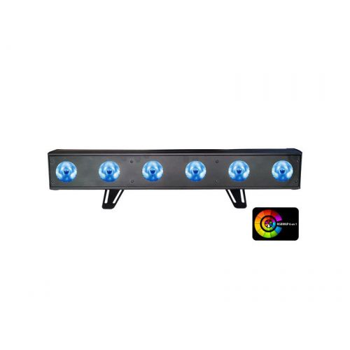 POWER LIGHTING BARRE LED 6x15W HEXA