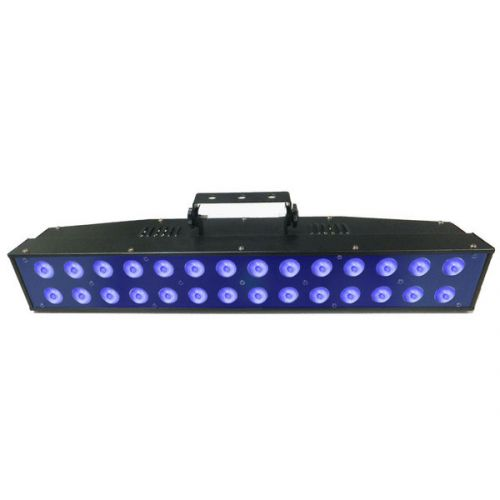 POWER LIGHTING LEDS BARS UV 28X3W