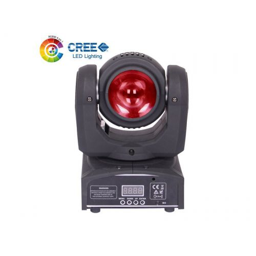 POWER LIGHTING LYRE POCKET BEAM 40W QUAD
